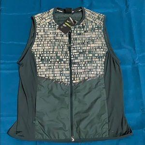 Women's Nike running jacket.